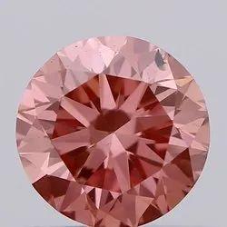 Pink Diamond 0.57ct  SI2  Lab Grown Fancy Color Stones