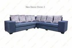 New Desire Corner 2 Sofa Set