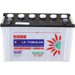 Exide Solar Battery, 12V , for Automobile