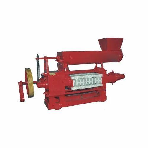 15 HP Oil Expeller Machine
