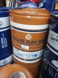 Blu Ray PTX Industrial Paint