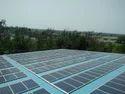 Micro Rail Solar Panel Structure