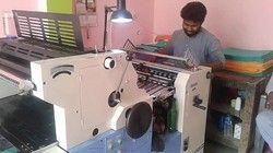Non Woven Offset Single Color Printing Machine