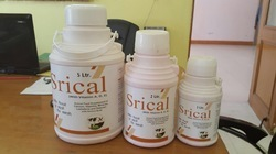 Srical Animal Feed Supplement, For Animals, Packaging Type: Plastic Bottle