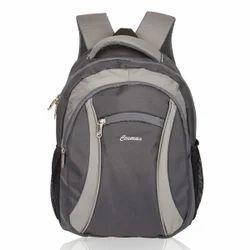 Grey  & Light Grey Laptop Bag