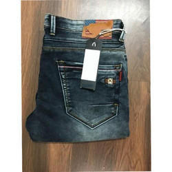 Men Cotton Stylish Jeans