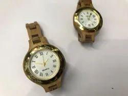 Sandalwood Wrist Watch