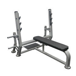 Leg with Support Bench Olympic