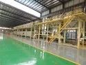 Aluminium Colour Coating Line
