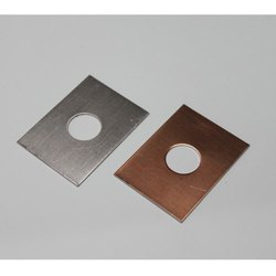 Bimetallic Square Washer