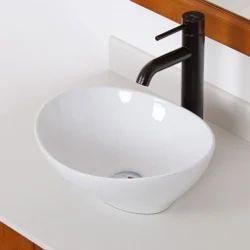 White Florence Bowl Sink