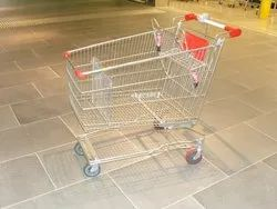 MS Supermarket Shopping Trolley