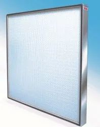 Minipleat HEPA Filters