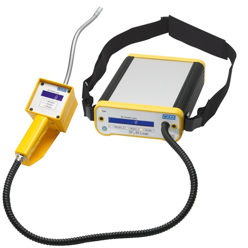 Semiconductor Wika SF6 Gas Leak Detector, For Industrial, Rs 450000 /piece  | ID: 15374347891