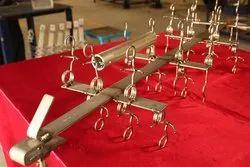 Titanium Hard Anodising Jigs