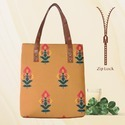 Cotton Fabric Official Tote Bag