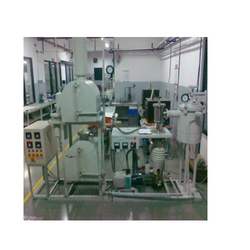 Electrolytic Oil Impregnation Plant