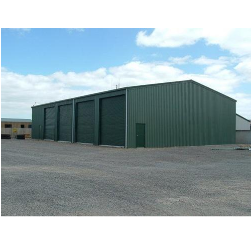 Pre Engineered Metal Building Manufacturers In Chicago Illinois: Prefabricated Warehouse Shed At Rs 300 /square Feet