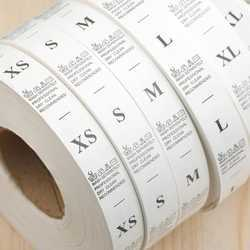 Taffeta printerd