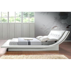 Stylish Wooden Bed