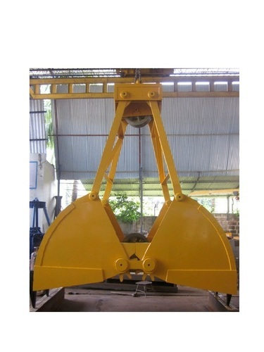 Clamshell Grab Bucket - View Specifications & Details of