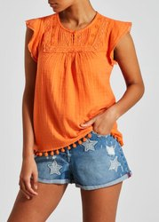 Women Shirts & Tops Branded Export Surplus Ladies Top