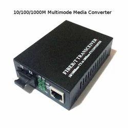 10/100/1000M Multimode Media Converter