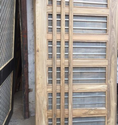 Sagwan Wooden Jali Door