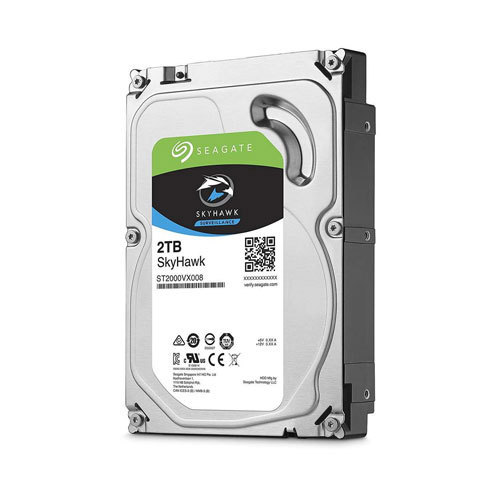 Seagate Surveillance Hard Drive 2 TB Style HDD