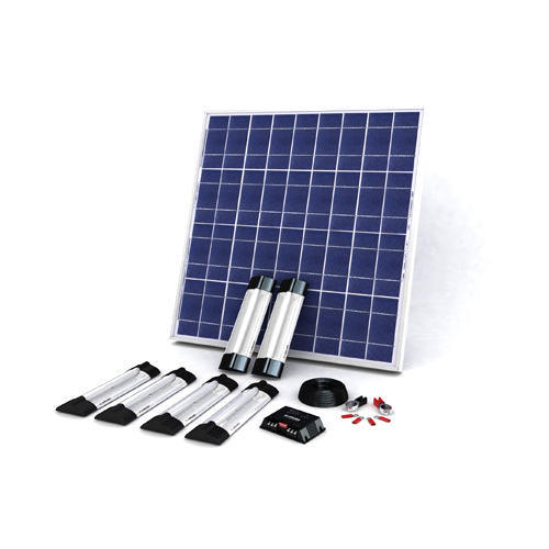 Solar Led Indoor Lighting System 5 W