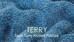Spun Terry Knitted Fabrics