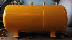 Air Receiver Tank With Inspection Hole