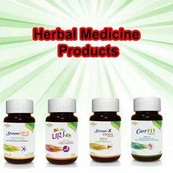 Herbal Medicine Product, Packaging Type: Bottles