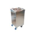 Plate Warmer Trolley W Single Frame