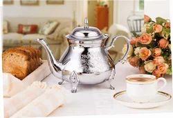 Engraved Teapot