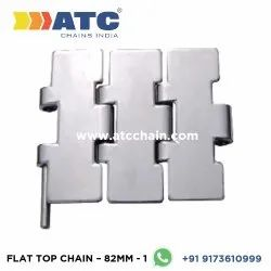 FLAT TOP CHAIN - 82MM