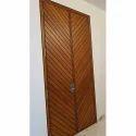 Teak Wooden Main Door