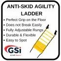 Anti Skid Agility Ladder