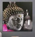 Serenity Buddha Wall Art With Led Lights