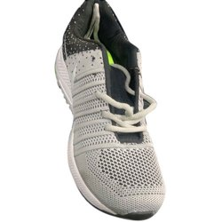 Mens Grey And Black Jogging Shoes, Size: 7-12