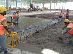 Truss and Flex Screed Flooring Service
