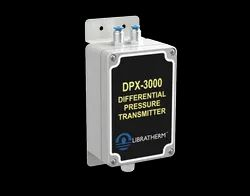 Differential Pressure Transmitter (Single/dual ch.) DPX-3000