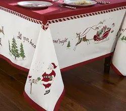 Christmas Table Cloth