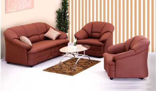 Paramount 3 Plus 1 Seater Leatherette Sofa