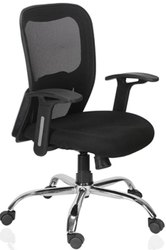 Q-MESH MEDIUM BACK CHAIR