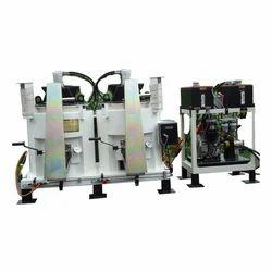 LPG System Twin Hydraulic Thermoplastic Preheater