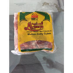 Mutton Cube, Packaging Type: Plastic Bag