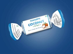 Brown Coconut Toffee
