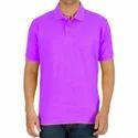 Sublimation Collar T-shirt