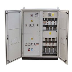 Single Phase Mild Steel Distribution Panels, IP Rating: IP55